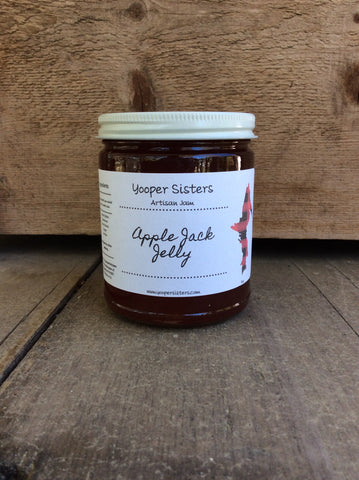 Apple Jack Jam by Yooper Sisters