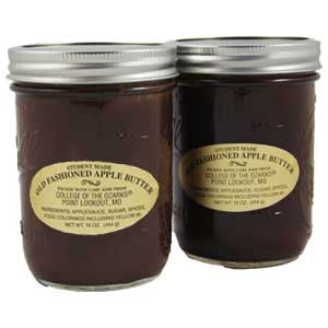 Apple Butter- Two 1-pt Jars