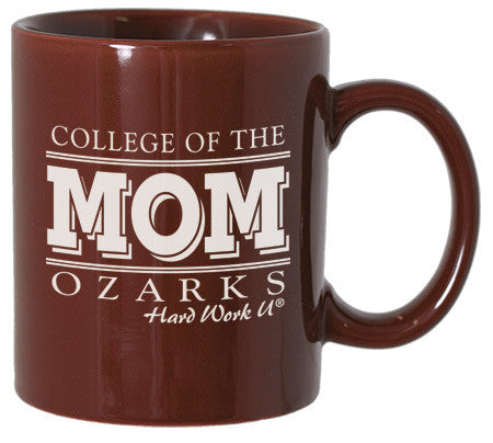 Dorchester Collection Mug- College of the Ozarks MOM