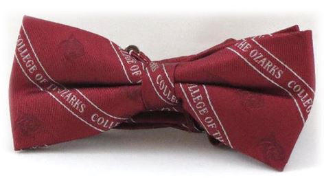 Bow Tie- College of the Oarks- Bobcat