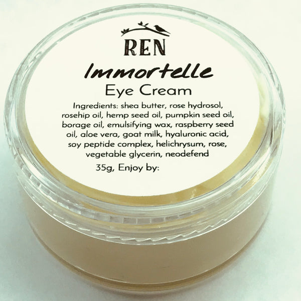 Immortelle Eye Cream