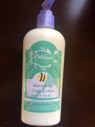Bee a Baby Daily Lotion SPF 20