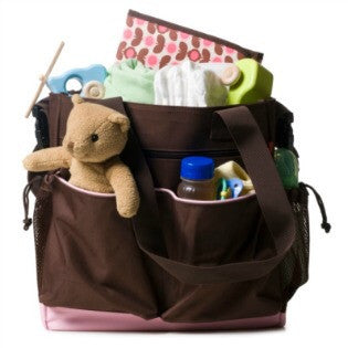 Bee a Baby Diaper Bag Kit