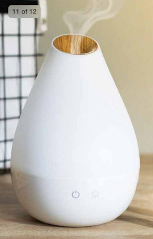 Dew Drop Professional Diffuser with 1 Organic Essential Oil