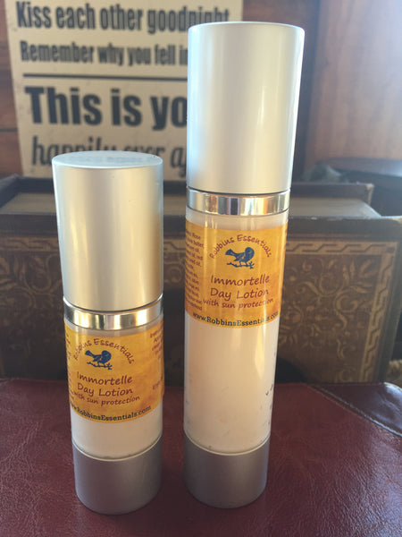 Immortelle Face Lotion - Day