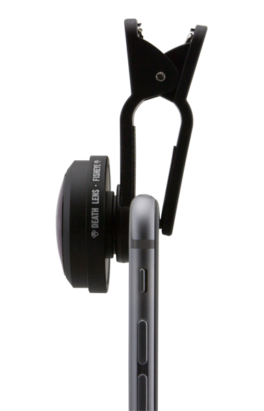 Universal Clip On Fisheye Lens