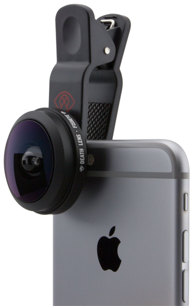 Clip On Fisheye Lens