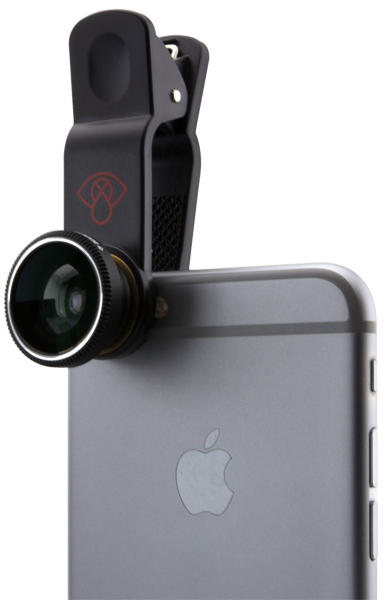 Clip On Wide Angle Lens