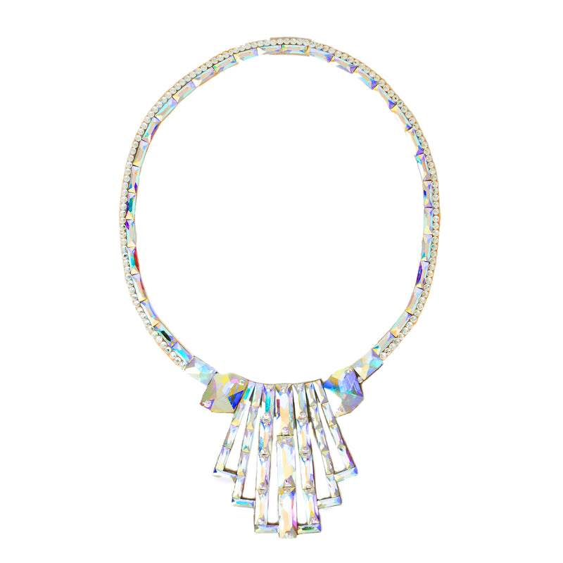 Empire Necklace- Crystal AB