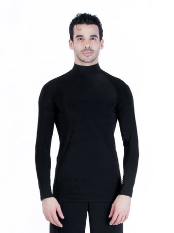 Ivan Turtleneck Shirt - Navy