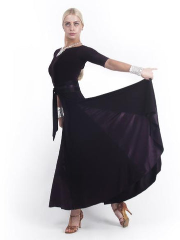Alexa Gown - Black