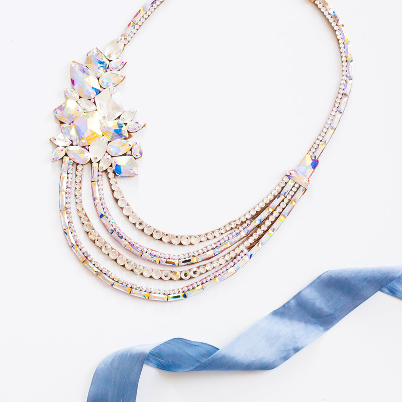 Windsor Necklace - Crystal AB