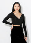 Brielle Top - Black