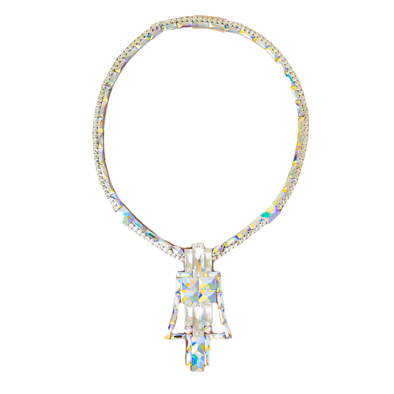 London Necklace - Crystal AB
