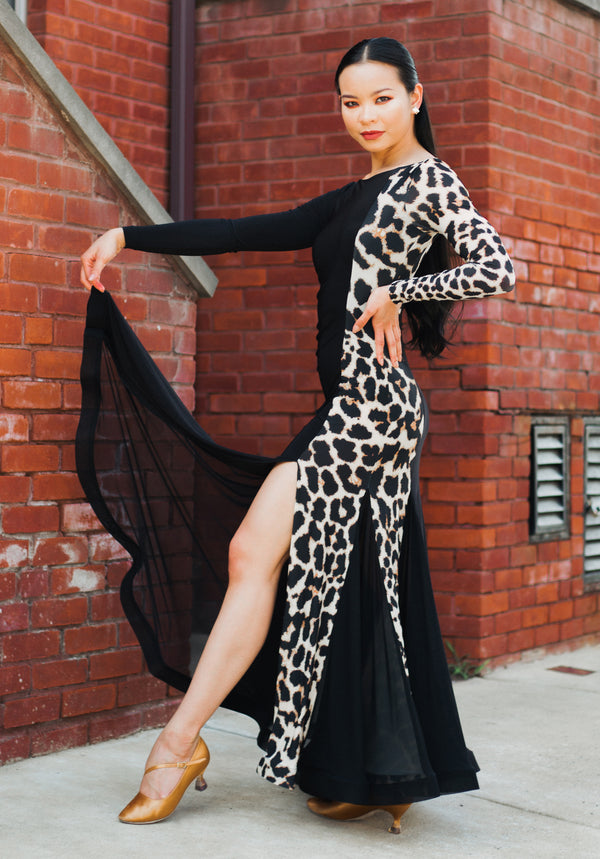 Marissa Gown - Animal Print