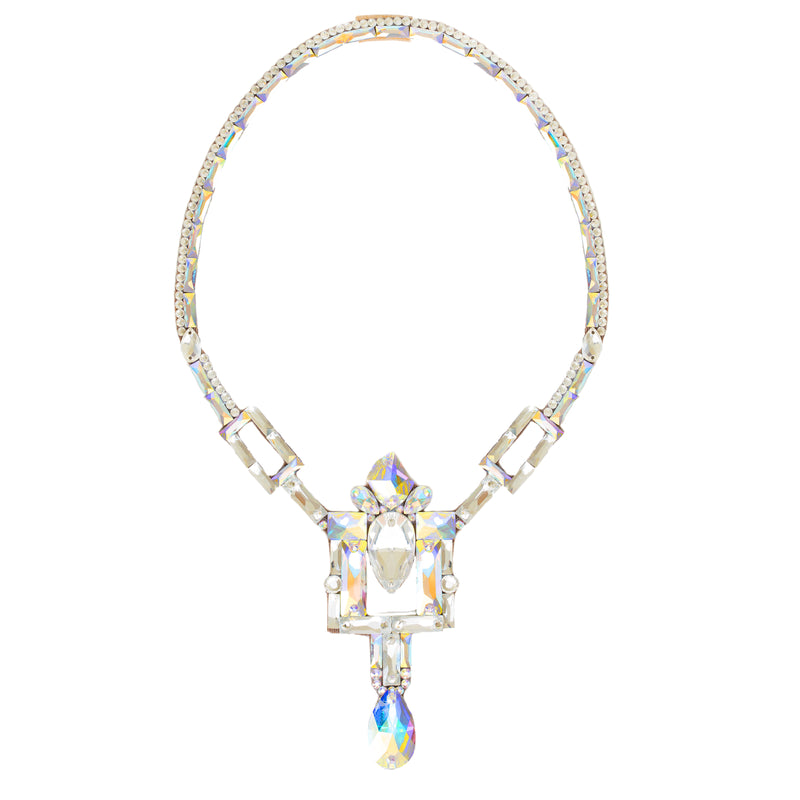 Vienna Necklace - Crystal AB