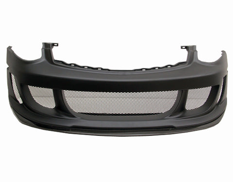 2003-2007 Infiniti G35 4Dr GT3 Style Front Bumper with Carbon Lip