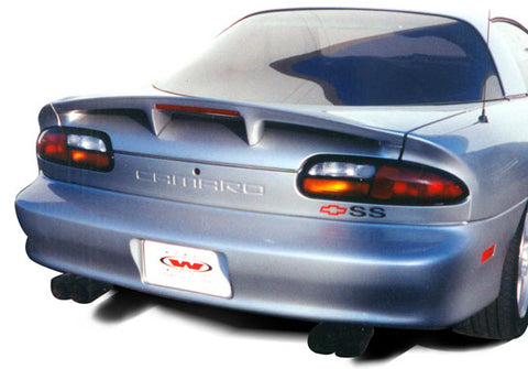 1993-2002 Chevrolet Camaro Factory Ss Style Spoiler With Light