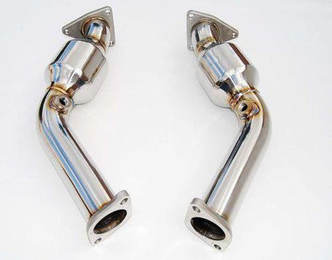 09-UP INVIDIA 370Z G37 FX35 HIGH FLOW CATALYTIC CONVERTER