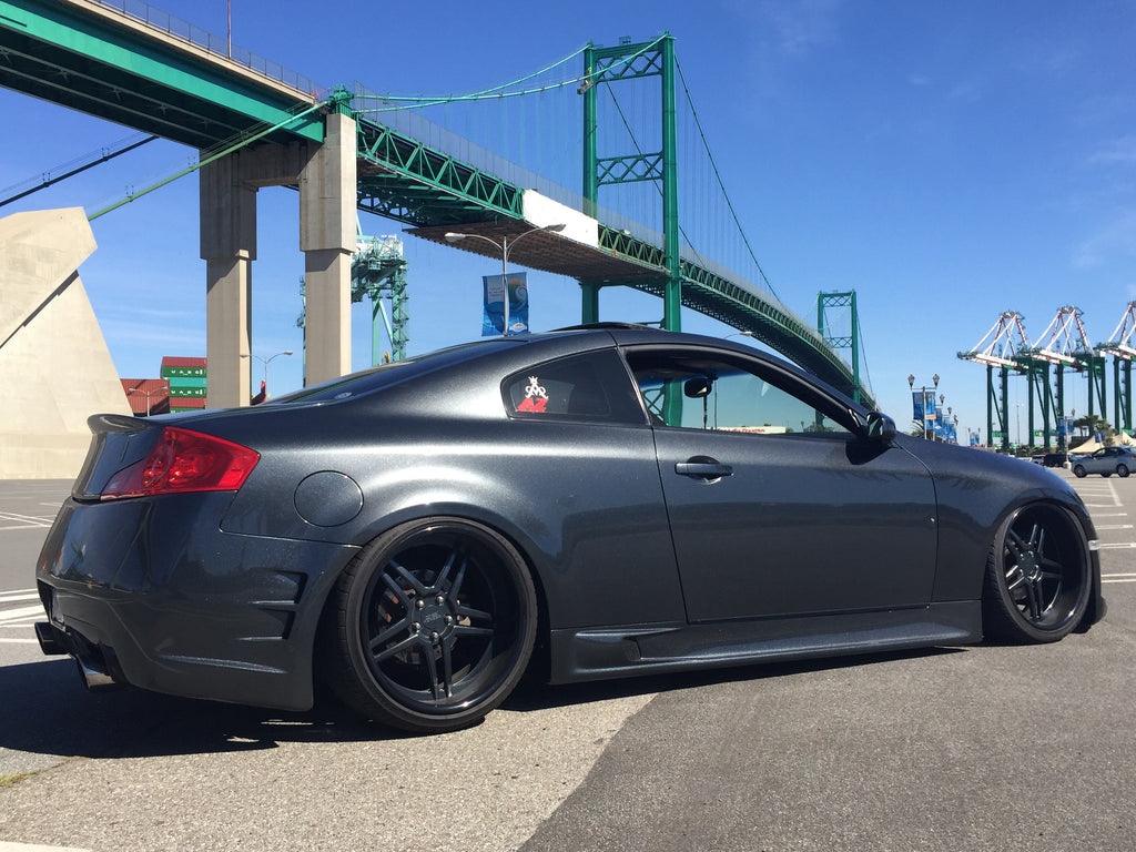 100 reviews infiniti g35 coupe pictures on margojoyo 0307 infiniti g35 coupe sspeed rear bumper strictly business vanachro Image collections