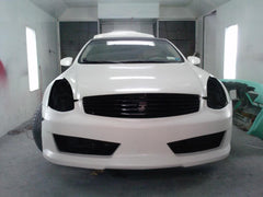 03-07 Infiniti G35 Coupe Inven Front Bumper