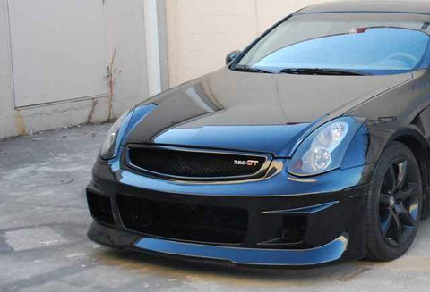 03-07 Infiniti G35 Coupe Greddy Front Bumper