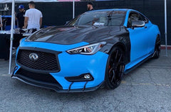 2017+ Q60 Coupe SBGT Side Splitters