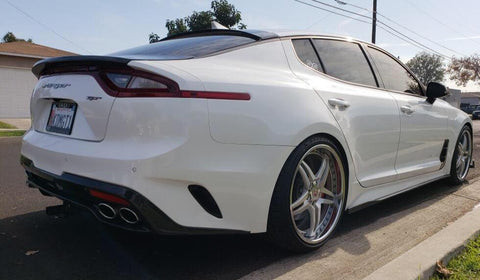 2018 Kia Stinger SBGT Side Splitters