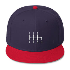 Shift Wool Blend Snapback