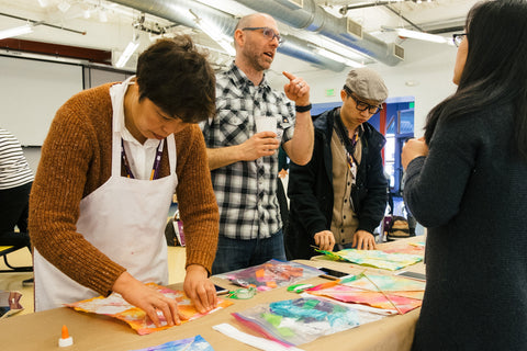 New Art Forming: Hands-on Workshop in Art and Technology