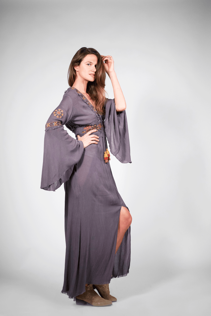 Queenie Maxi Dress - Z&L Europe