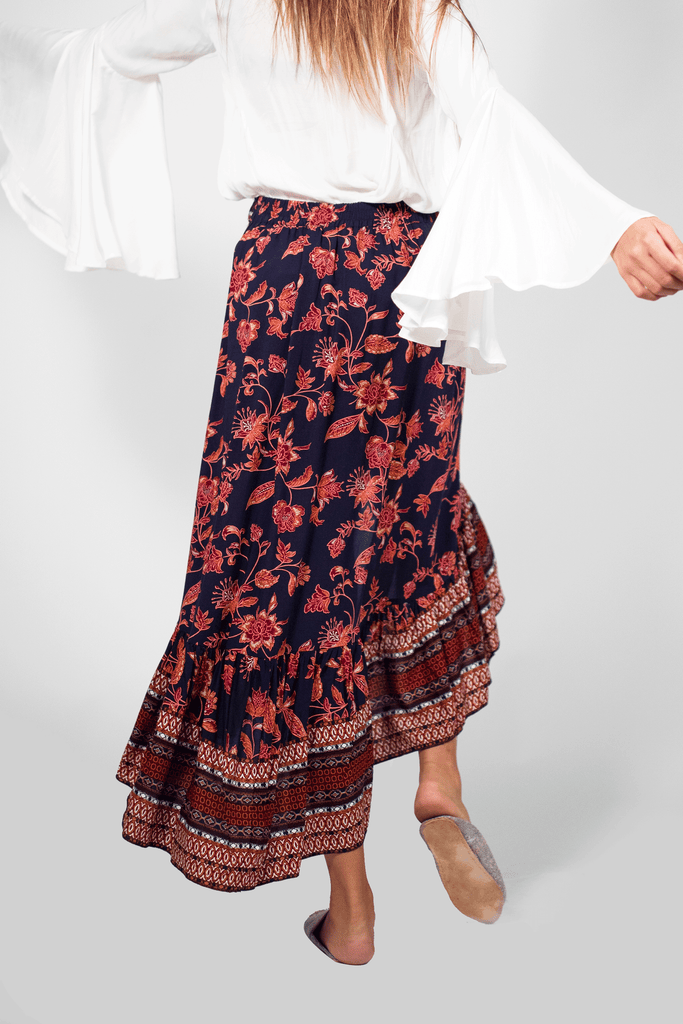 The Monarch Skirt