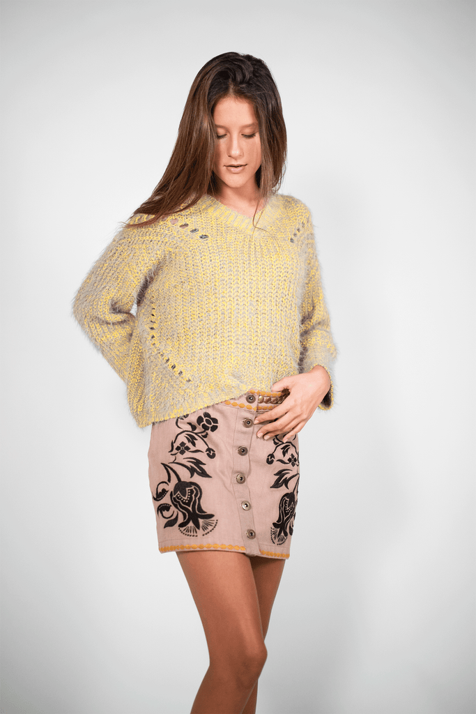 Skyrose Mini Skirt - Z&L Europe