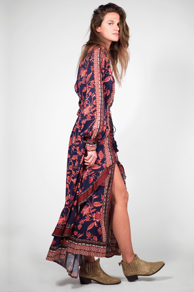 The Monarch Maxi Dress