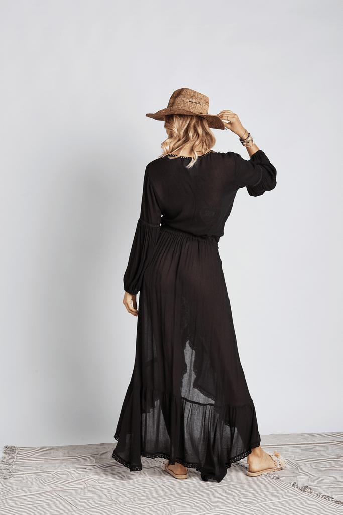 Halcyon Maxi Skirt - Z&L Europe