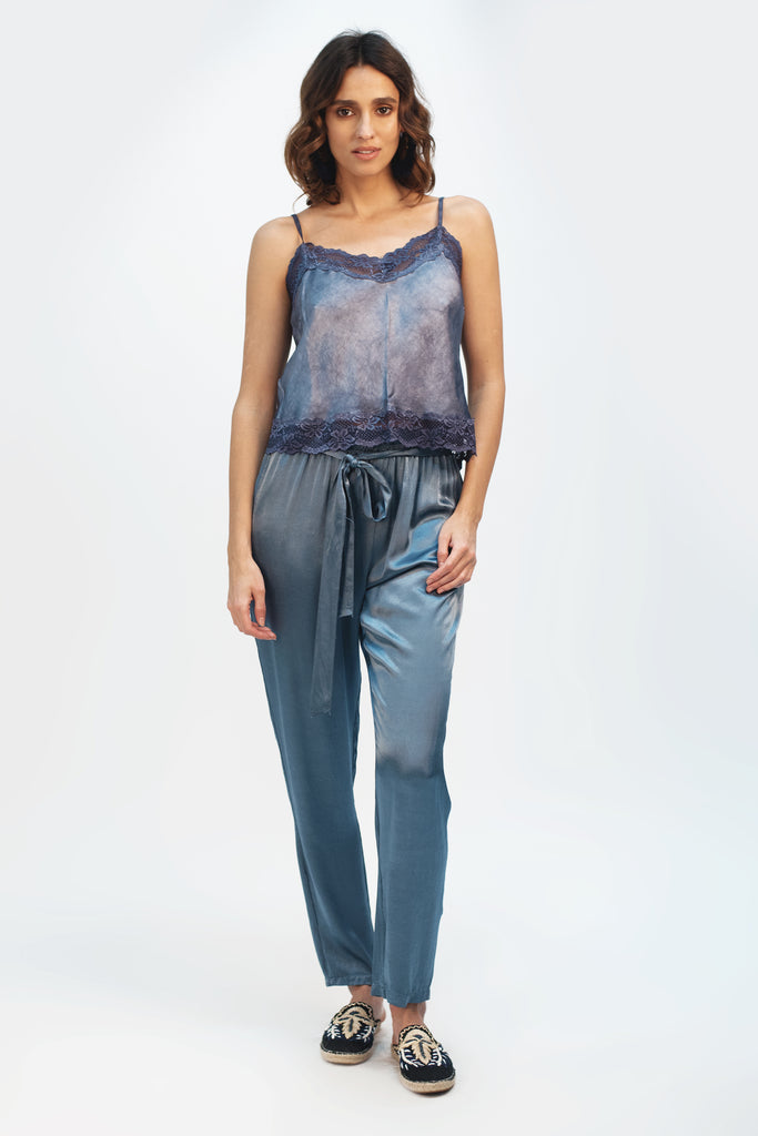Sateen Pants - Z&L Europe
