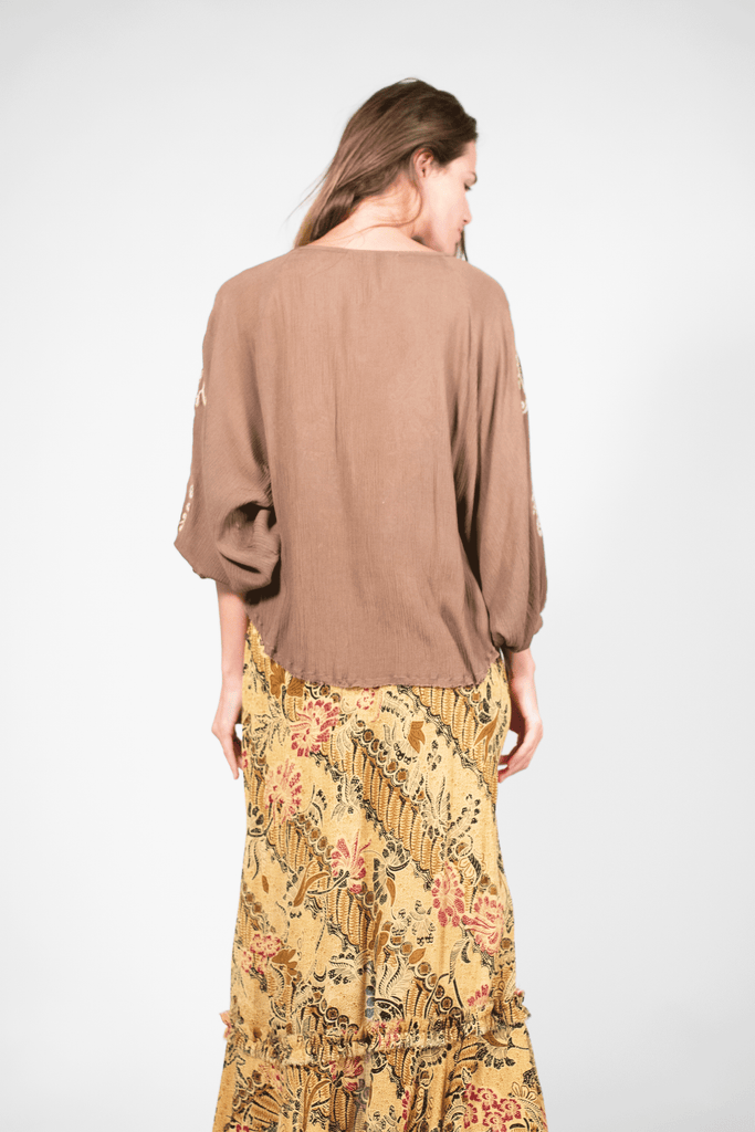 Sandy Cay Blouse