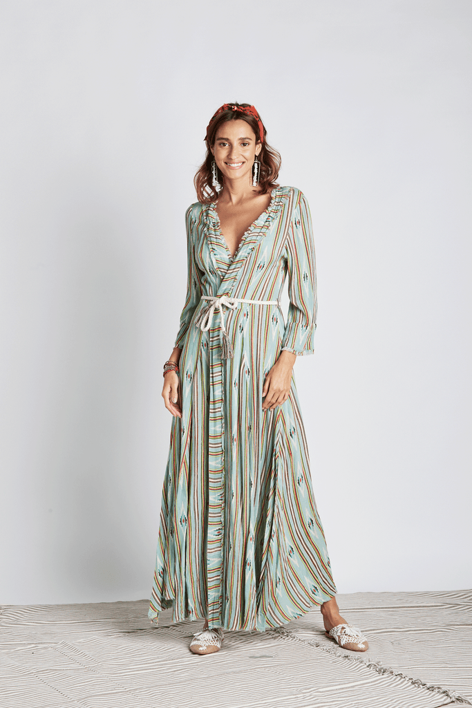 Seminole Maxi Dress