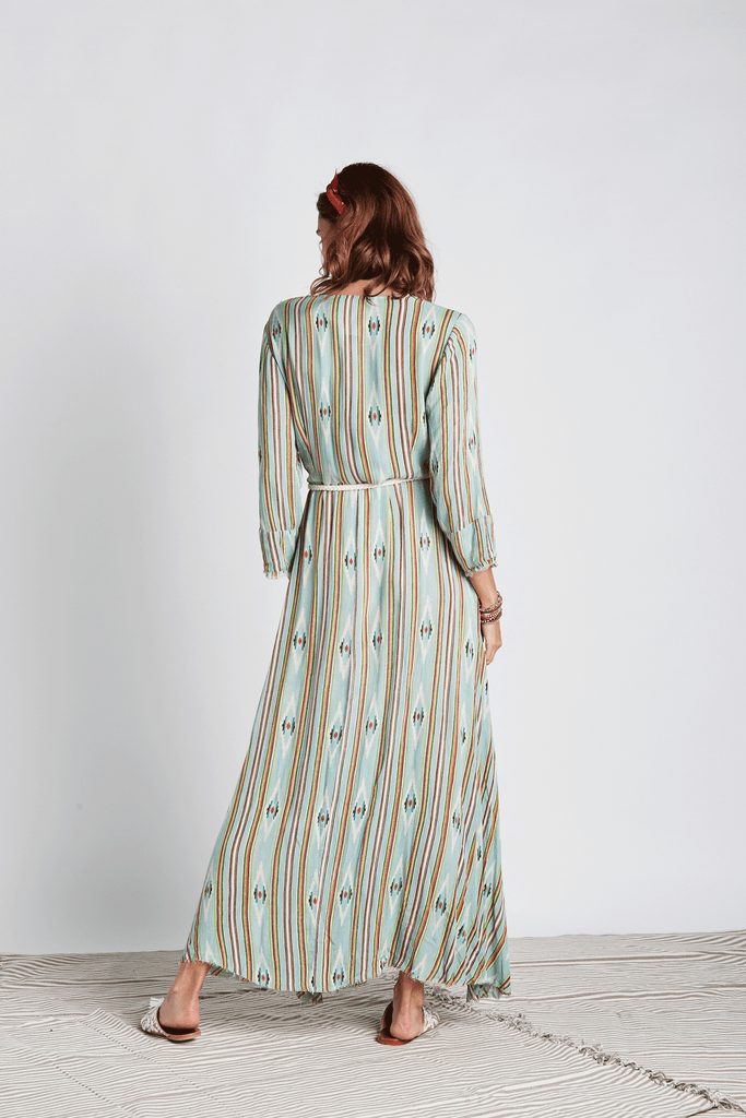 Seminole Maxi Dress - Z&L Europe