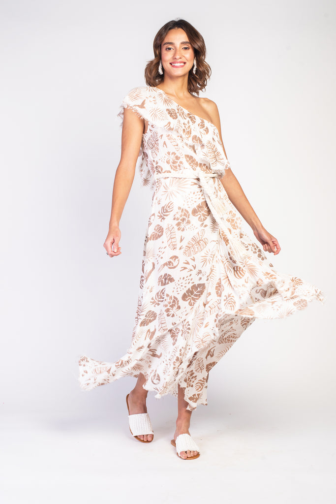 Eagle Maxi Dress - Z&L Europe