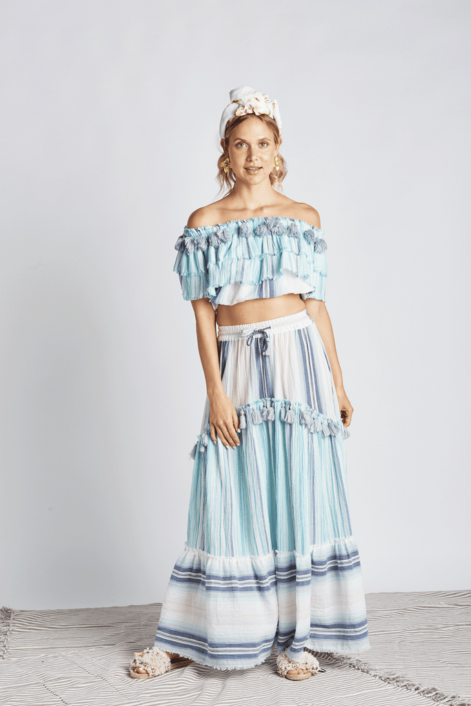 Nature Maxi Skirt - Z&L Europe