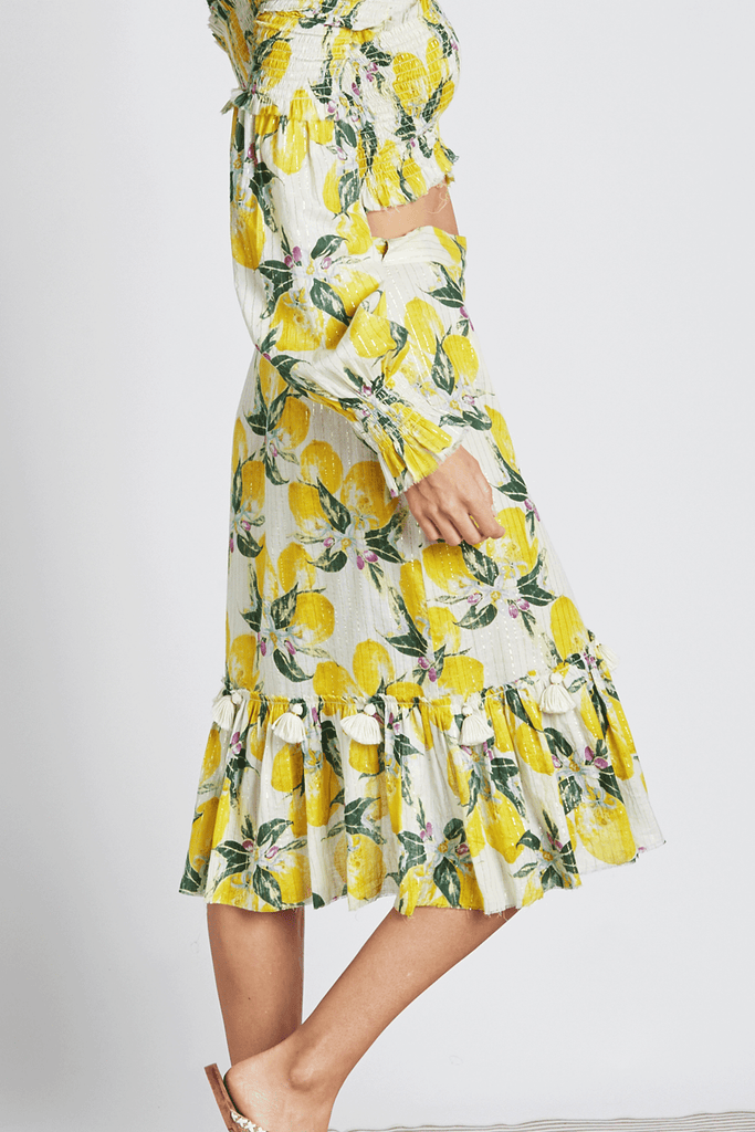 Lemonade Midi Skirt - Z&L Europe
