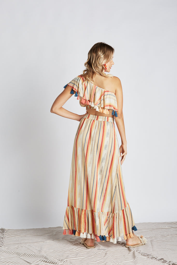 Arizona Maxi Skirt - Z&L Europe
