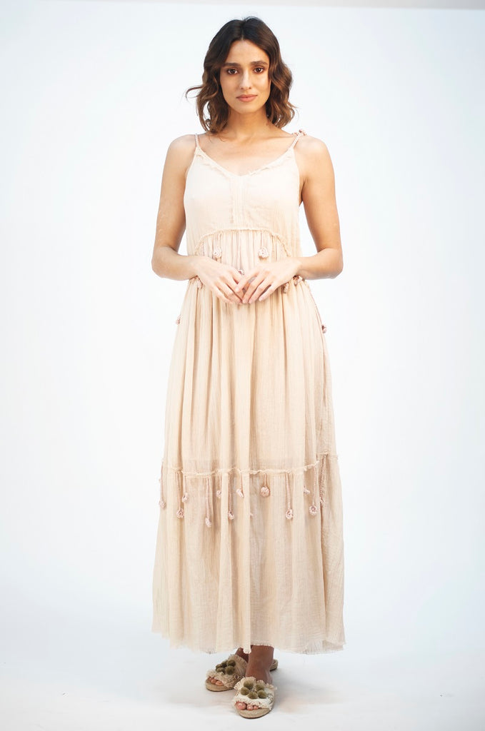 Sandy Maxi Dress - Z&L Europe