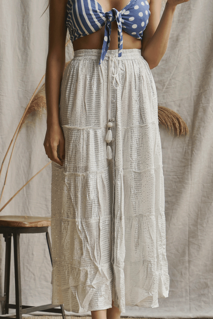 Shine Bright Maxi Skirt - Z&L Europe