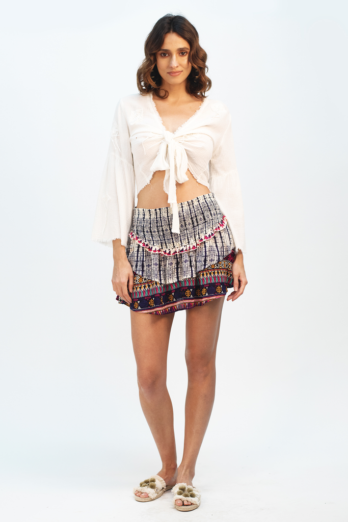 Nairobi Mini Skirt - Z&L Europe
