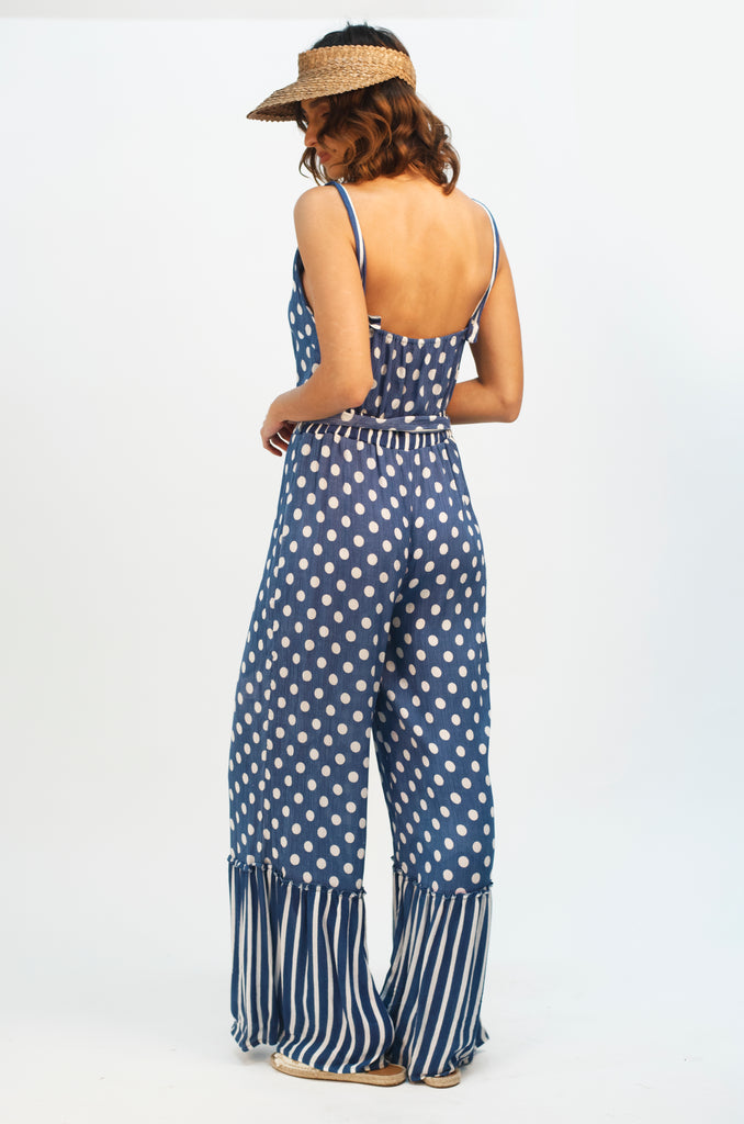 Blue Sea Jumpsuit - Z&L Europe