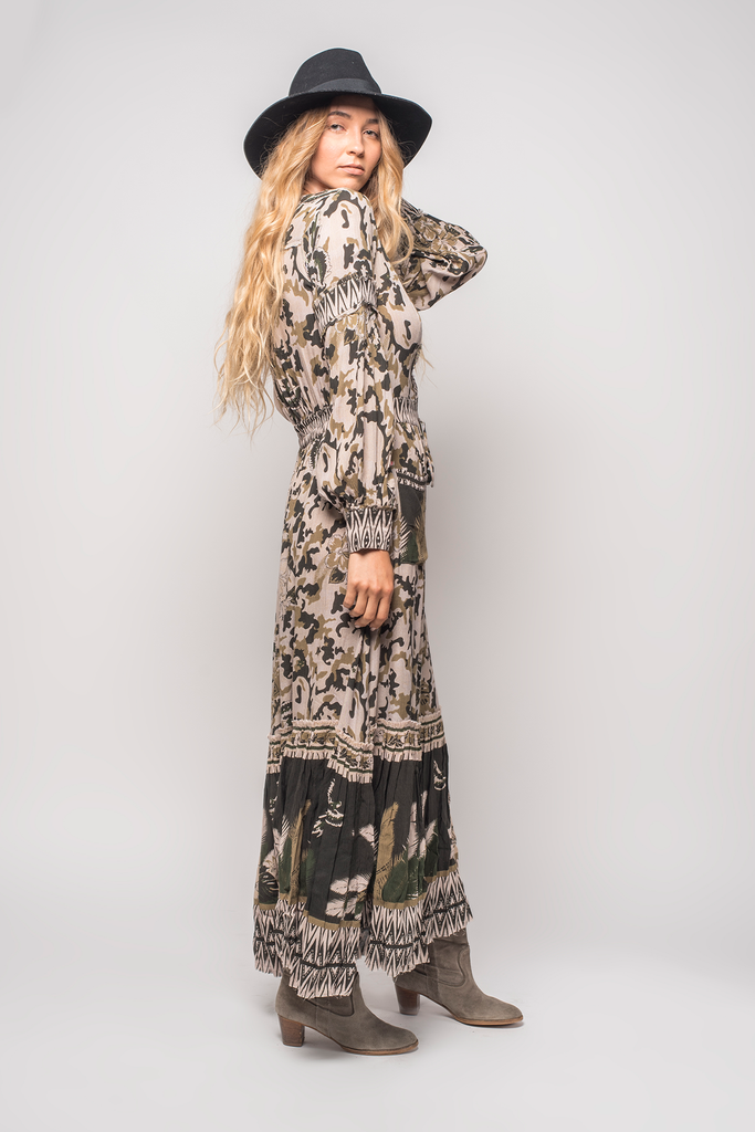 Outlaw Maxi Dress - Z&L Europe