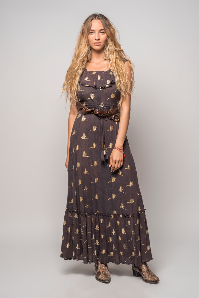 Firestone Maxi Dress - Z&L Europe