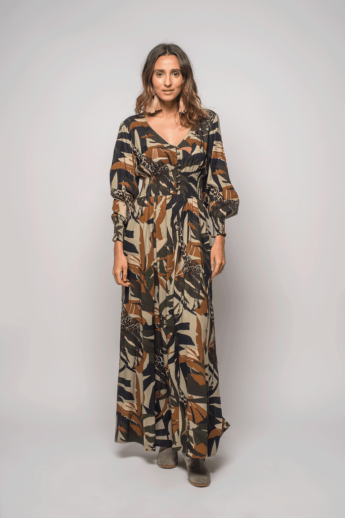 Seattle Maxi Dress - Z&L Europe